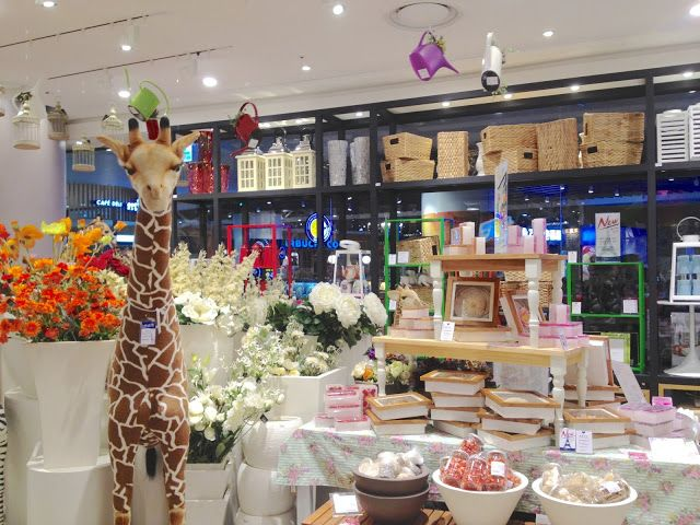 The Lovely Nest Franc Franc Home Decor Shop In Seoul Oh Korea