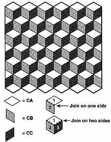 78 best images about TUMBLING BLOCKS on Pinterest