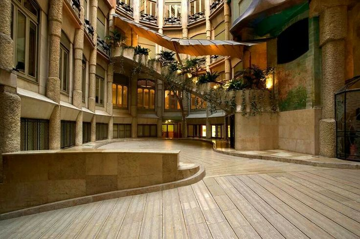 231 best images about Gaud  La Pedrera Casa Mil on Pinterest  Architecture Gaudi and Travel