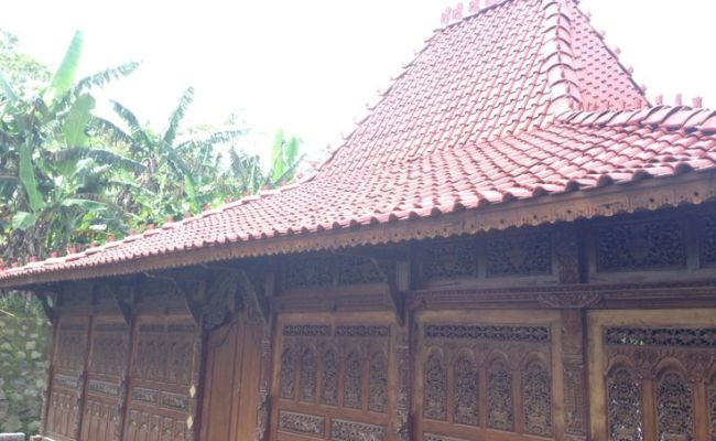 17 Best Images About Javanese Home And Architectural On