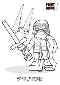 Malvorlagen Lego Star Wars Get This Free Lego Star Wars Coloring Pages 48926