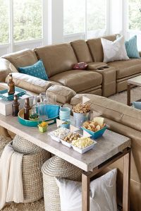 25+ best ideas about Reclining sectional on Pinterest ...