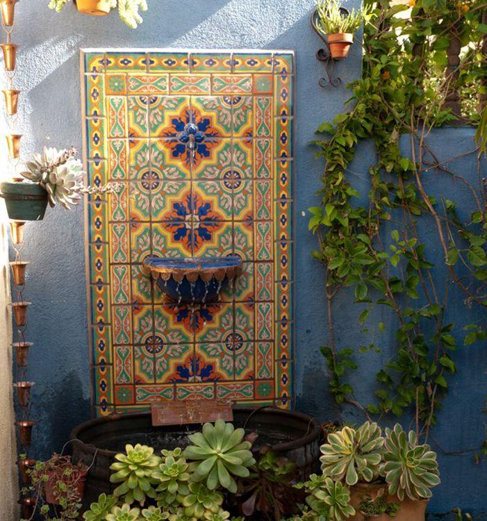 23 Best Images About Spanish Landscape Design On Pinterest