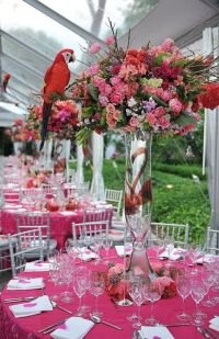 54 best images about Tropical Wedding Table Settings on ...