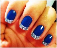 25+ Best Ideas about New Years Nail Designs on Pinterest ...