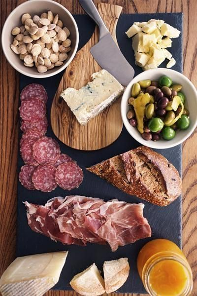 How to assemble the perfect spring cheese plate!