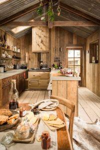 Best Rustic Interiors ideas on Pinterest