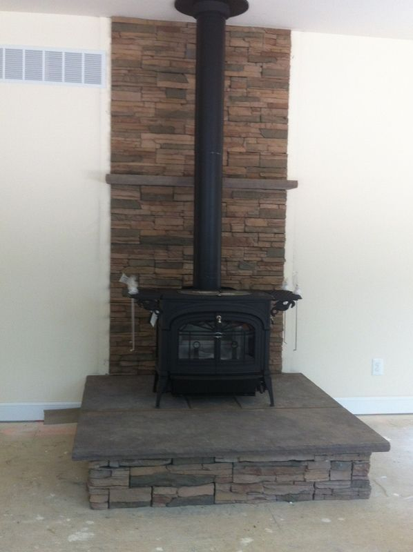 41 best images about wood stove on Pinterest