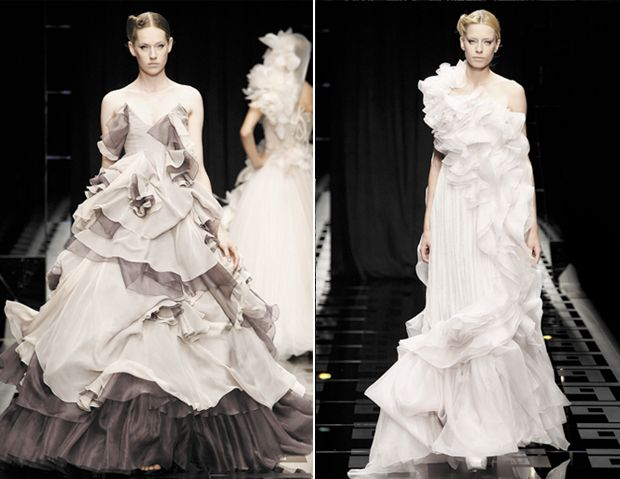 91 Best Images About Haute Couture Wedding Dresses On