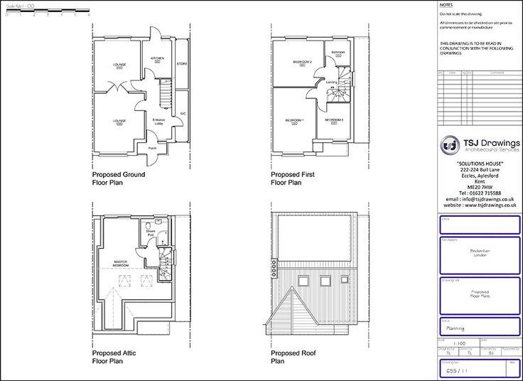 1000+ ideas about Loft Conversion Plans on Pinterest