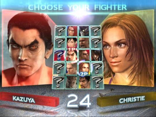 Tekken 4 PC screenshots