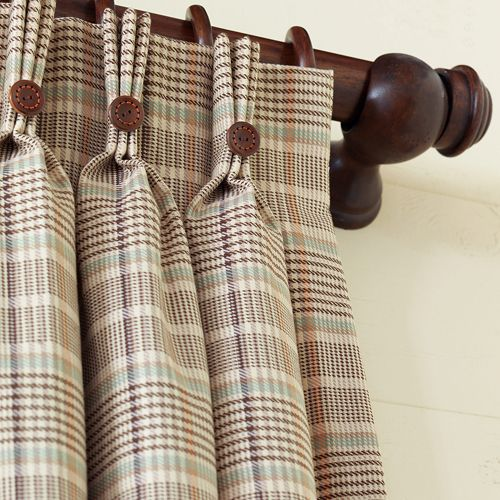25 Best Ideas About Plaid Curtains On Pinterest Check Curtains
