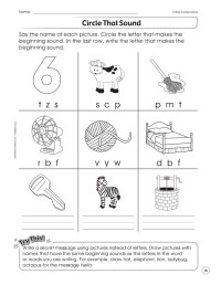 Carson Dellosa Worksheets Free Worksheets Library