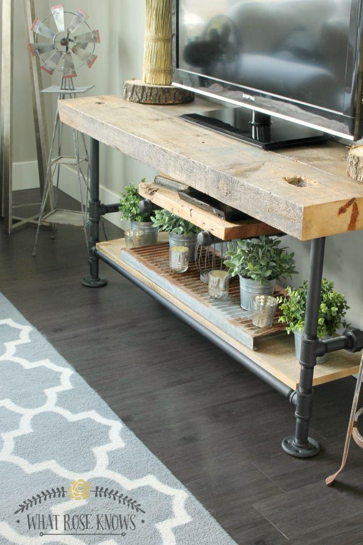 crosley kitchen islands cabinets custom best 20+ industrial tv stand ideas on pinterest ...