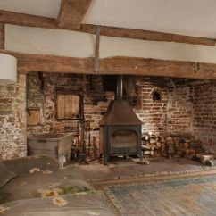 Nice Mirrors Living Room Design Idea The Heavily Beamed 16th Century Drawing Is Home To A ...
