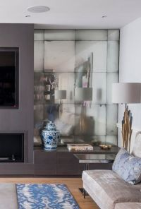 1000+ ideas about Fireplace Mirror on Pinterest | Modern ...