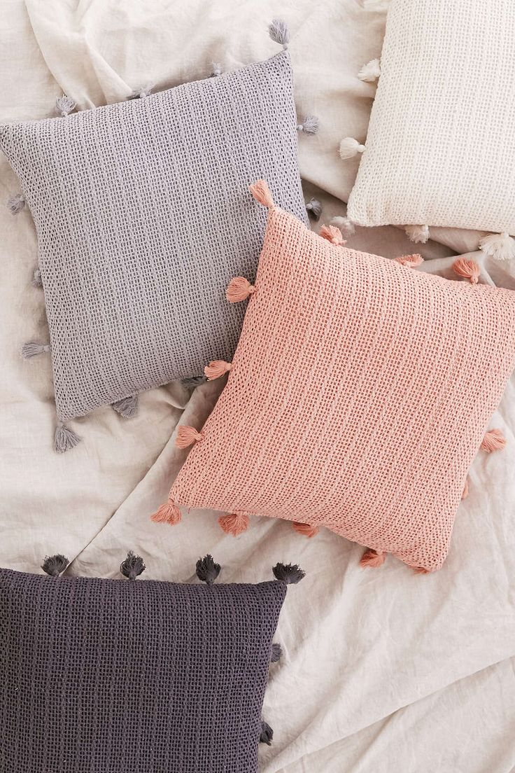 25 Best Ideas About Decorative Bed Pillows On Pinterest