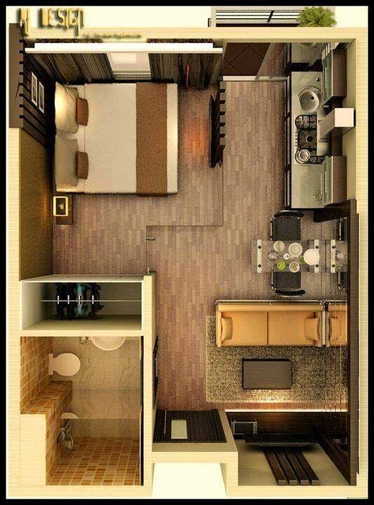 25 Best Ideas About Small House Layout On Pinterest Small House