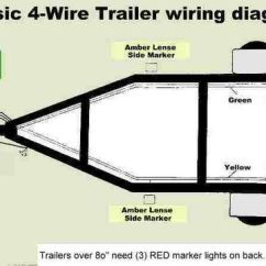 Four Way Flat Wiring Diagram 2010 Ford Expedition Fuse Toyota Sienna Trailer 4 Harness - Google Search | Pinterest ...
