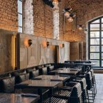 25 Best Ideas About Industrial Restaurant On Pinteres
