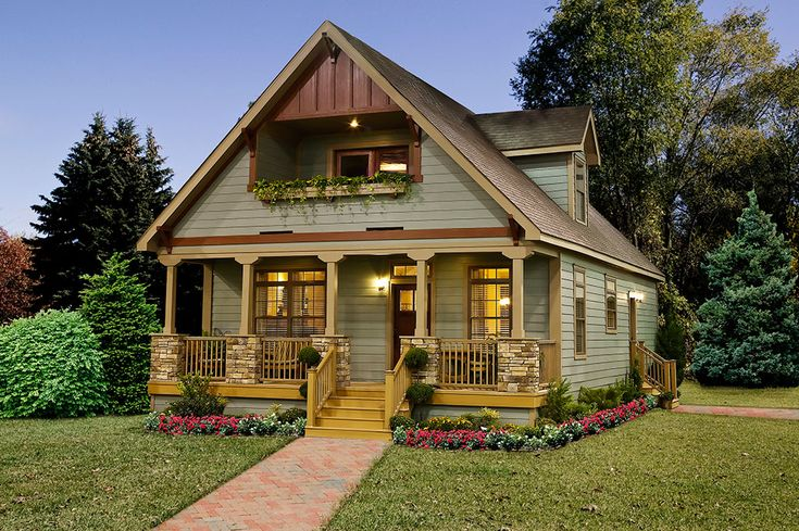 Media Gallery of Manufactured and Modular Home Designs