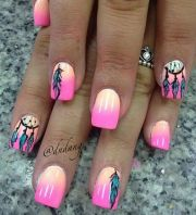 ideas hot nails
