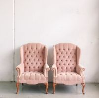 25+ best ideas about Wingback chairs on Pinterest