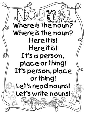 17 Best images about First grade poems on Pinterest