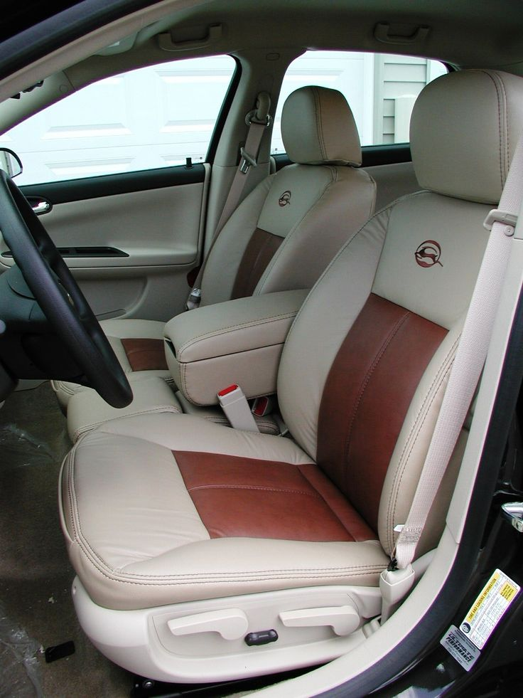 2007 Chevy Impala Custom Interior