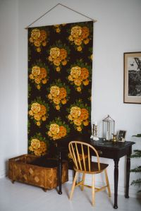 17 Best ideas about Fabric Wall Hangings on Pinterest ...