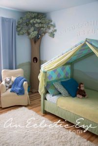 Kids Bed Canopy Diy