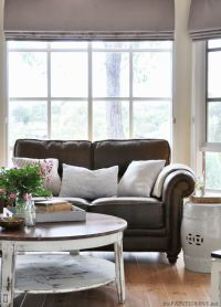 48 best images about BROWN SOFA DILEMMA... on Pinterest ...