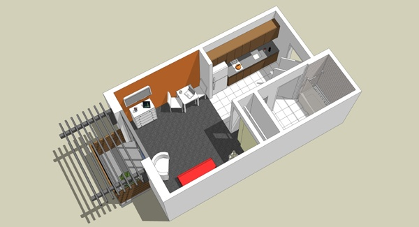 1000+ Images About Small Apartment Designs On Pinterest
