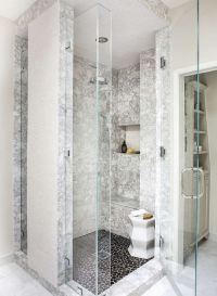1000+ ideas about River Rock Shower on Pinterest | Rock ...