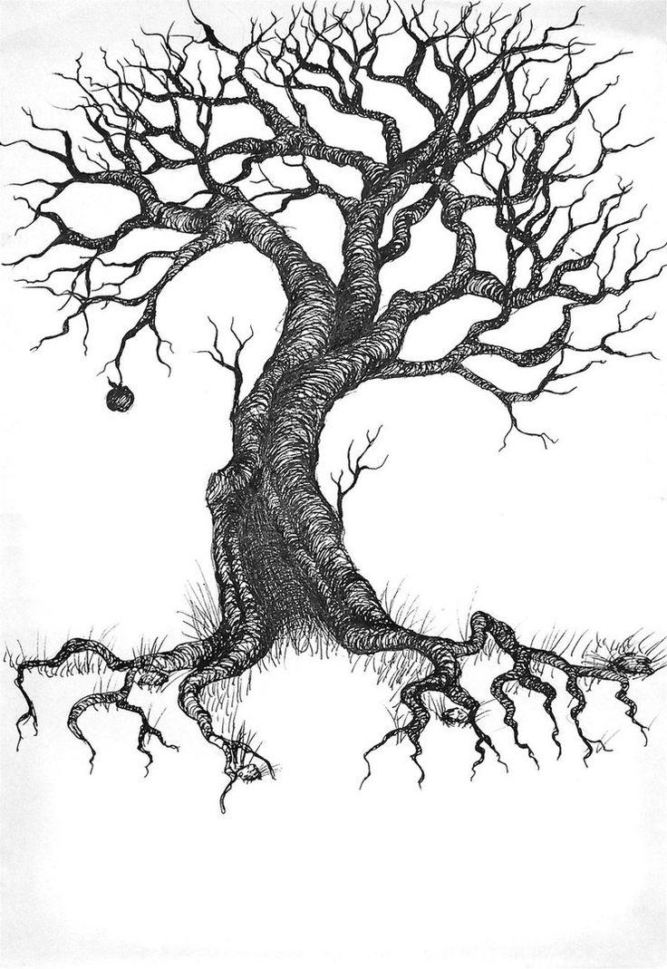Tree tattoo theme  junk  Pinterest  Trees Tattoo themes and Mike dantoni