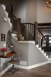 17 Best ideas about Grey Wall Paints on Pinterest