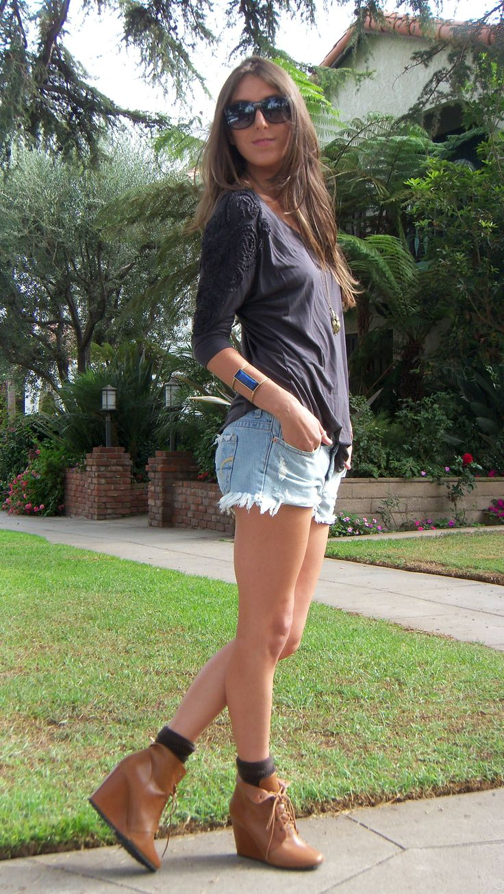 50 Best Images About Spring Boots And Shorts On Pinterest