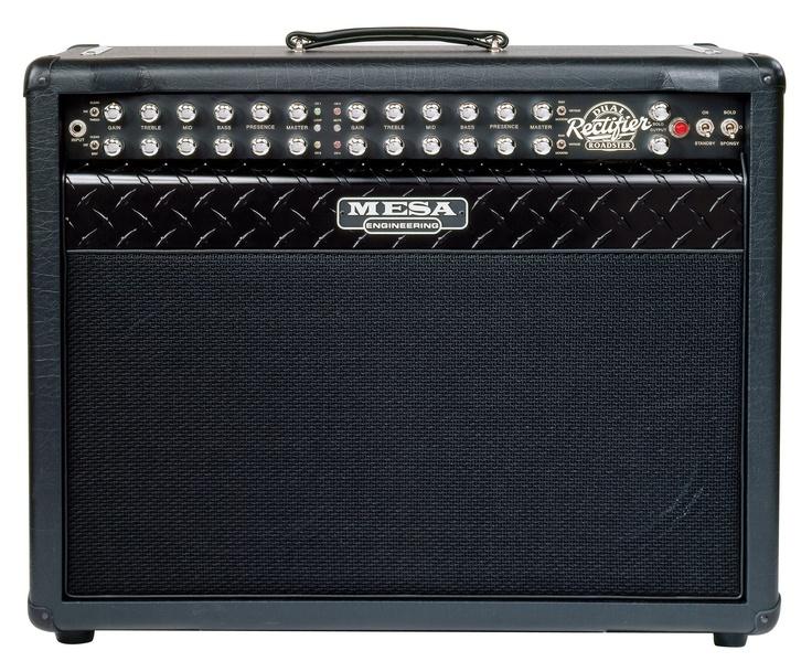 Mesa Boogie Dual Rectifier Roadster  Guitars  Amps