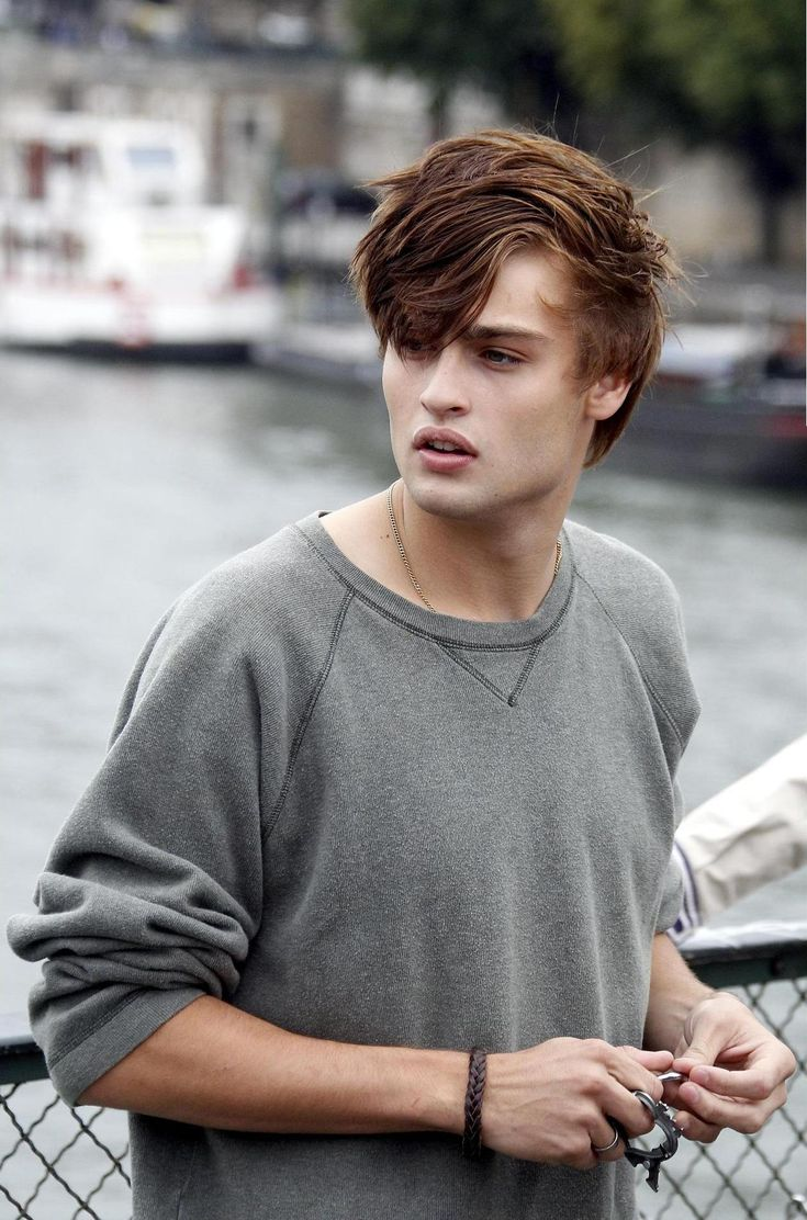 Douglas booth from the movie lol when i first saw himi