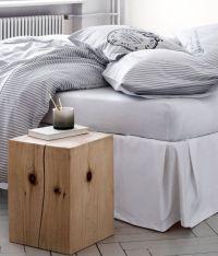 Square Wood Stump Side Table | Home Decor | Pinterest ...