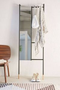 25+ best ideas about Leaning Mirror on Pinterest | Floor ...