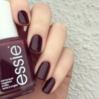 Best 25+ Dark red nails ideas only on Pinterest | Maroon ...