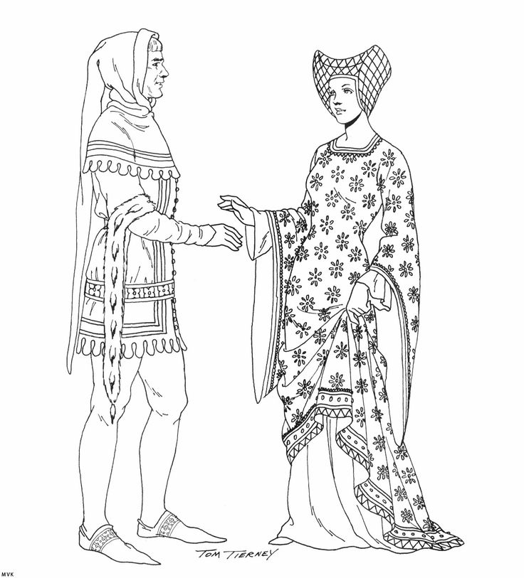 1000+ ideas about Middle Ages Clothing on Pinterest
