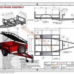 Trailer 7 Pin Wiring Diagram Australia For Brake Controller Off Road Camper Plans Design 3 Sizes | Ebay Trailers Pinterest ...