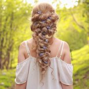 curly bridal braid aurorabraids