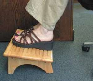 9 best images about Office Foot Rest for under your desk