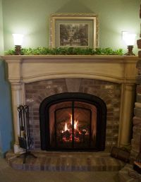 70 best images about Gas Direct Fireplaces on Pinterest ...