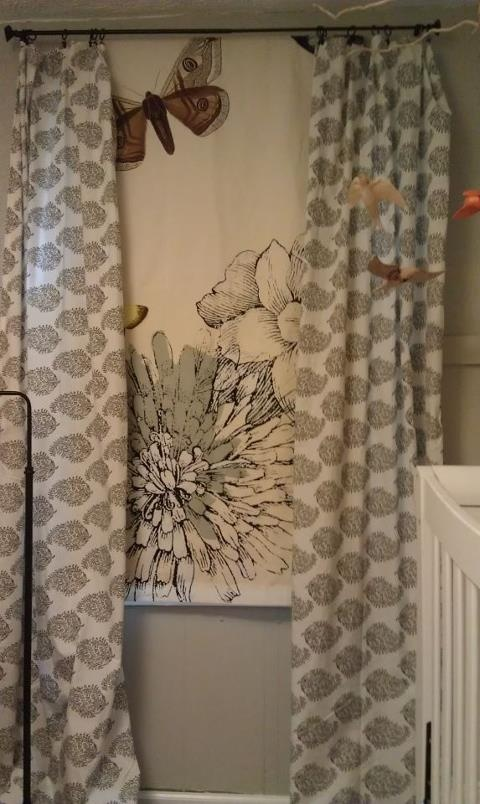 17 Best ideas about Cheap Window Treatments on Pinterest  Hang curtains Old benches and Home depot