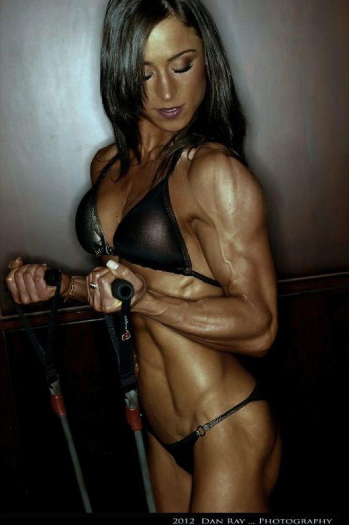 Swann Cardot Arnold Amateur IFBB  Fit Women  Pinterest