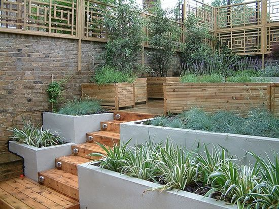 The 61 Best Images About Different Level Garden's On Pinterest